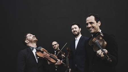 2020 Taster: String Quartets Departing