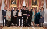 Festival Presented with Queen's Award