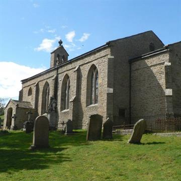 Holy Trinity Church, Low Row