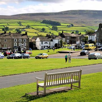 Reeth Green