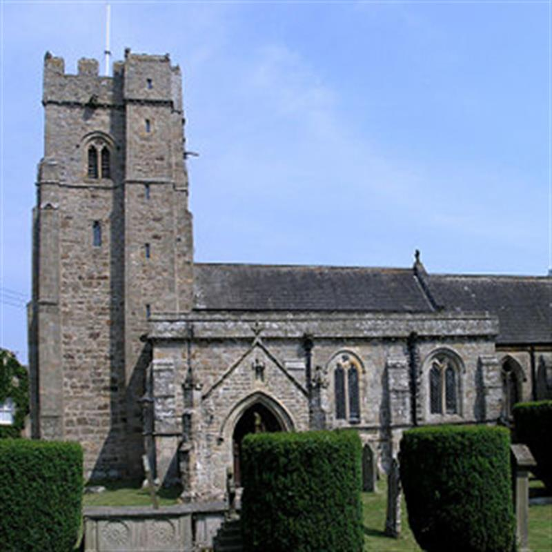 St. Michael and All Angels, Spennithorne